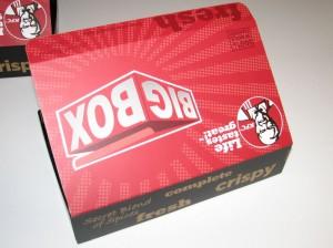 mock'up - pudełko big box
