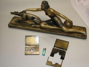 rekwizyt - mini laptop